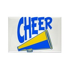 CHEER Rectangle Magnet