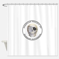Renegade Auctioneers Shower Curtain