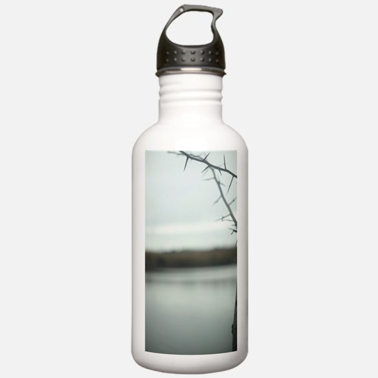 Rectangular Water Bottle