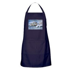 Sea Fairies Kids Apron (dark)