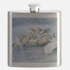 Sea Fairies Kids Flask