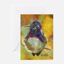 Perfectly Plump by Chris Brandley Greeting Cards