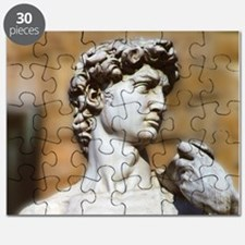 Famous David Statue in Florence Italy Puzzle