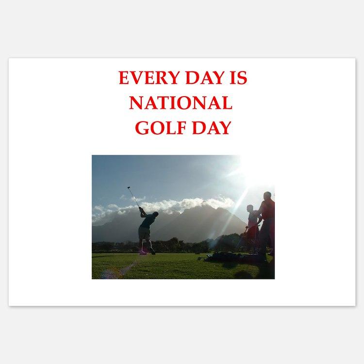 golfing Invitations