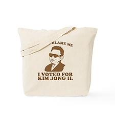 Unique Kim jong il Tote Bag