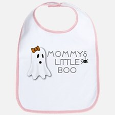 Mommys little boo Bib