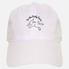 DO THE BINKY DANCE in black Baseball Baseball Baseball Cap