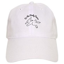 DO THE BINKY DANCE in black Baseball Baseball Cap