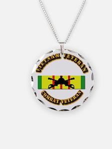 VN Vet - VCM - AR BR Necklace