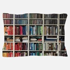 colorful library 2 Pillow Case