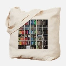 colorful library 2 Tote Bag