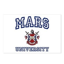 MARS University Postcards (Package of 8)