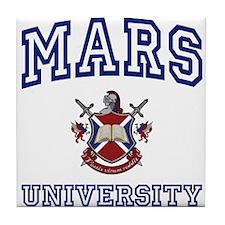 MARS University Tile Coaster