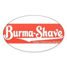 Cute Burma Decal