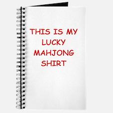 MAHJONG Journal