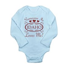 Somebody In Idaho Loves Me Body Suit