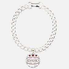Somebody In Idaho Loves Bracelet