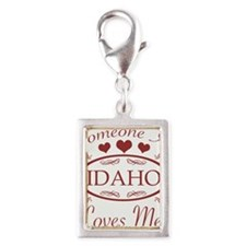 Somebody In Idaho Loves Me Charms