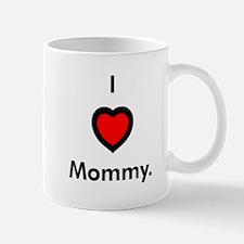 """I Heart Mommy"" Mug"