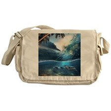 Sea Turtles Messenger Bag