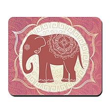 Indian Elephant Mousepad