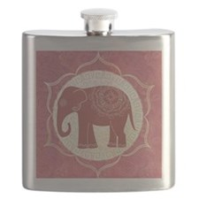 Indian Elephant Flask