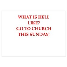 go to hell Invitations