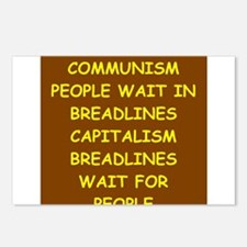 anti communist Postcards (Package of 8)