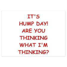 hump day Invitations