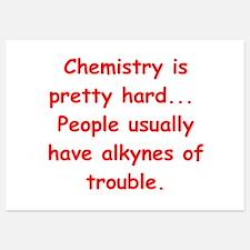 CHEMISTRY3 Invitations