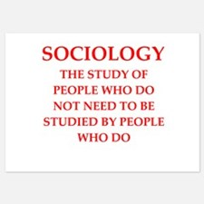 sociology Invitations