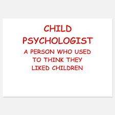 child psychology Invitations