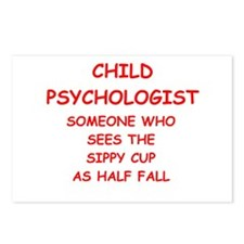 child psychology Postcards (Package of 8)