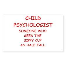 child psychology Decal