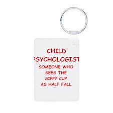 child psychology Keychains