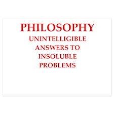 philosophy Invitations