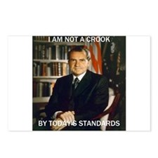 i am not a crook Postcards (Package of 8)
