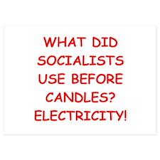 SOCIALIST Invitations
