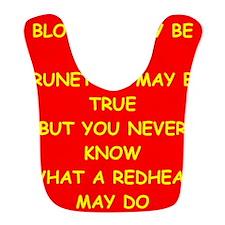 redhead Bib