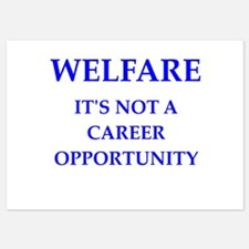 welfare Invitations