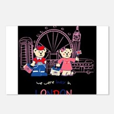 Busy in london Postcards (Package of 8)