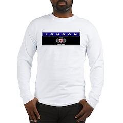 London Bandeau Long Sleeve T-Shirt