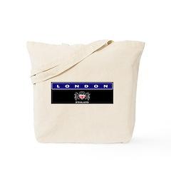 London Bandeau Tote Bag