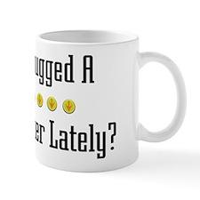 Hugged Claims Adjuster Mug