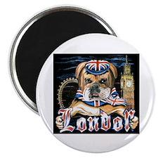 Bulldog London Magnet