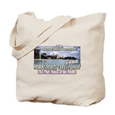 Royal Hawaiian Hotel 1952 Tote Bag