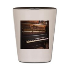 Love Piano Shot Glass