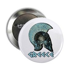 Greek Hoplite Button