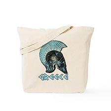 Greek Hoplite Tote Bag