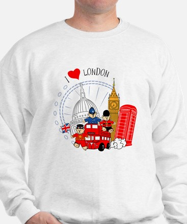 Bus tour Sweater